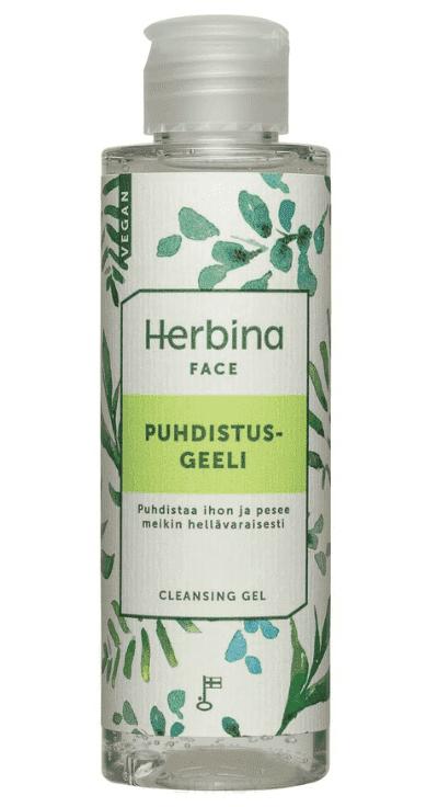 Купить Herbina, Гель для умывания лица, 150 мл