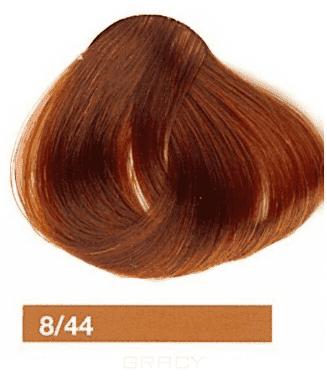 Купить Lakme, Перманентная крем-краска Collage, 60 мл (99 оттенков) 8/44 Блондин медный яркий
