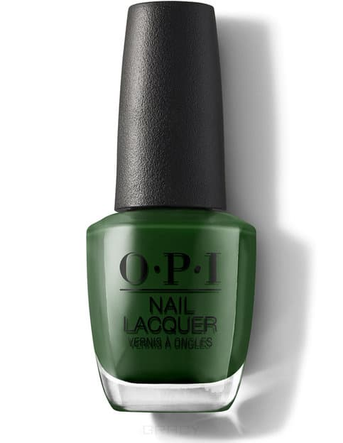 OPI, Лак для ногтей Nail Lacquer Nutcracker 2018, 15 мл (15 цветов) Envy the Adventure лак для ногтей orly smartgels nail lacquer 008 цвет 008 lift the veil variant hex name f7c5c8