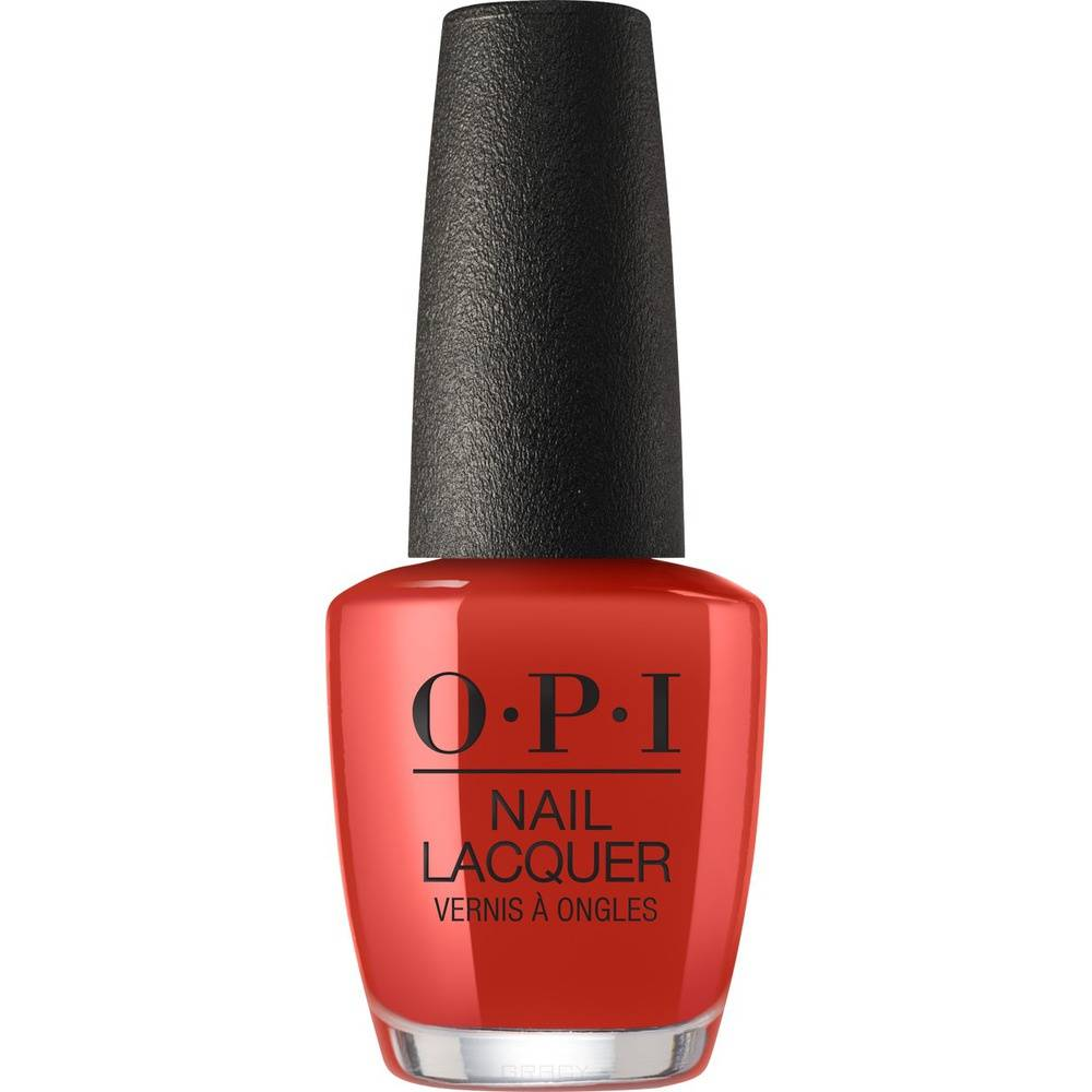 OPI, Лак для ногтей Nail Lacquer, 15 мл (293 цвета) ?Viva OPI / Mexico City фото