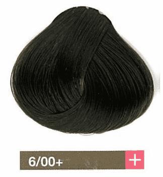 Lakme, Перманентная крем-краска Collage, 60 мл (99 оттенков) 6/00+ Темный блондин интенсивный barex крем краска для волос 6 66 темный блондин красный интенсивный joc color 100 мл