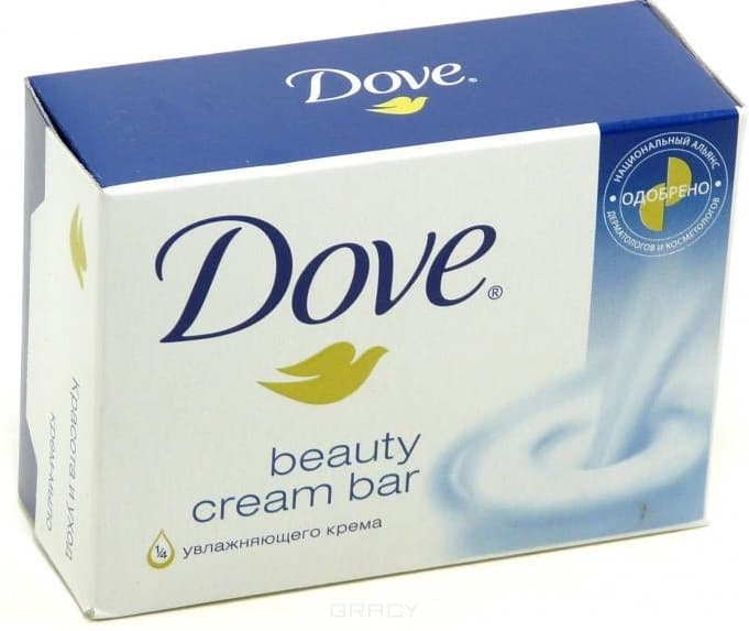 Dove, Мыло Красота и уход, 135 гр.Гели дл душа, мыло Дав<br><br>