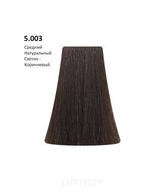 Купить BB One, Перманентная крем-краска Picasso (153 оттенка) 5.003Medium Natural Light Brown/Средний Натуральный Светло-Коричневый