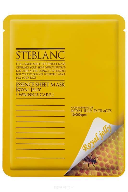 Steblanc, Маска для лица Против морщин с экстрактом Маточного молочка, 45EA-22468 steblanc маска для лица против морщин с экстрактом маточного молочка 20 г