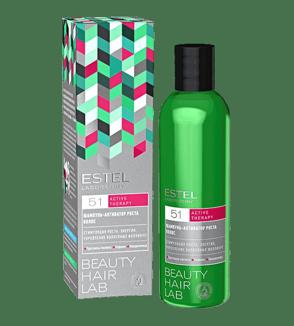 Beauty Hair Lab Шампунь-активатор роста волос Эстель, 250 мл