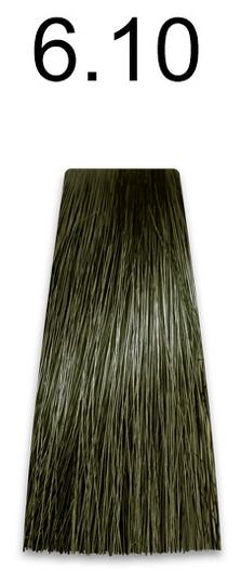 Купить Kaaral, Стойкая безаммиачная крем-краска с гидролизатами шелка Baco Soft Ammonia Free, 60 мл (42 оттенка) 6.10 темный пепельный блондин