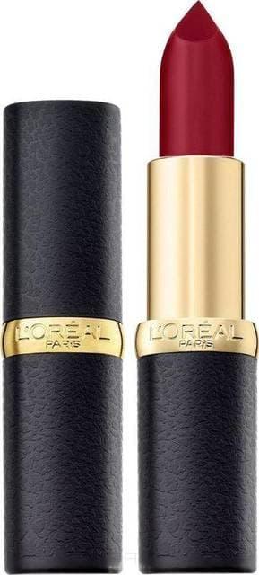 Купить L'Oreal, Помада для губ Color Riche, 4, 5 мл (36 оттенков) № 430 Бордовый поворот матовая