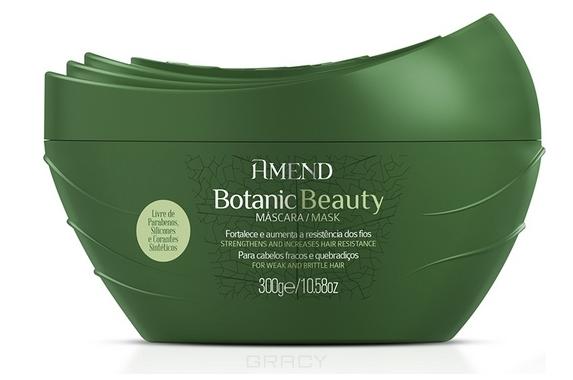 Купить Amend, Органическая маска для укрепления волос с экстрактами розмарина и имбиря Botanic Beauty Mask, 300 мл