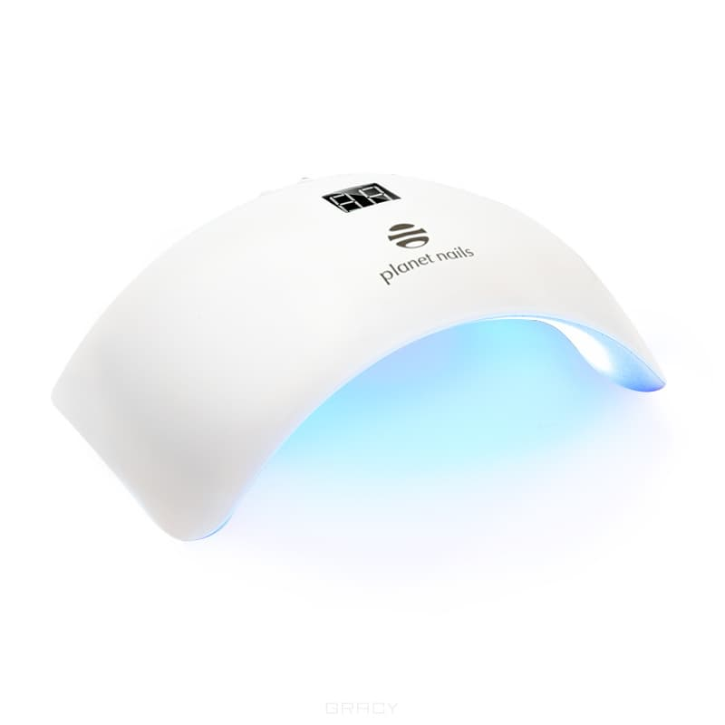 Купить Planet Nails, LED UV Лампа 36W «Wave plus» Планет Нейлс