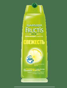 Garnier, Шампунь Fructis Свежесть, 250 млУход и лечение<br><br>