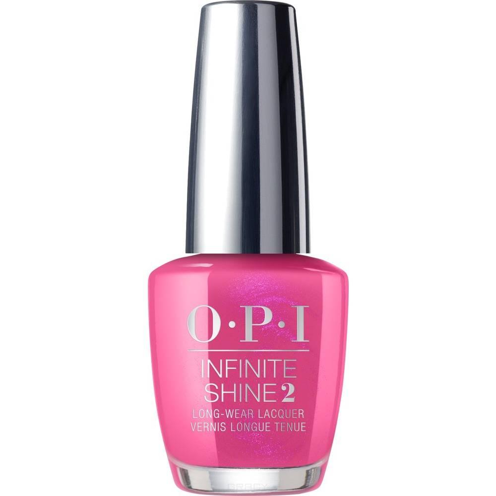 Купить OPI, Лак с преимуществом геля Infinite Shine, 15 мл (237 цветов) Telenovela Me About It / Mexico City