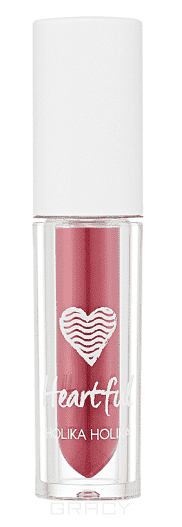 Holika Holika, Вельветовая помада-мусс Хартфул Флюид Heartful Fluid Mousse, 2,2 мл (6 тонов) Тон PK11, нежно-розовый мусс тонирующий тон 1 sand soft touch matt mousse essence