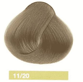 Lakme, Суперосветляющая крем-краска для волос Collageclair, 60 мл (9 оттенков) 11/20 Суперосветляющий фиолетовый блондин стоимость