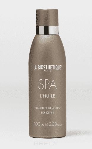 La Biosthetique, Обогащенное интенсивно смягчающее SPA-масло для тела SPA Line L'Huile SPA, 100 мл