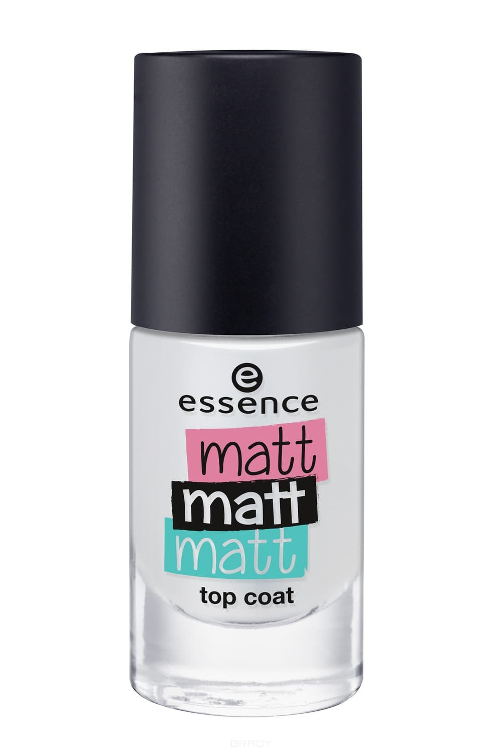 Essence, Верхнее матовое покрытие Matt Matt Matt Top Coat №37 Matt to Meet You, 8 мл помада essence matt matt matt lipstick 14 цвет 14 adorable matt variant hex name 915c69