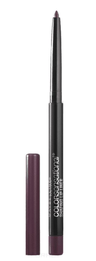Maybelline, Карандаш для губ Color Sens, (8 оттенков) Карандаш для губ Color Sens, (8 оттенков) maybelline карандаш для губ механический color sensational 8 оттенков оттенок 10 деликатный шепот