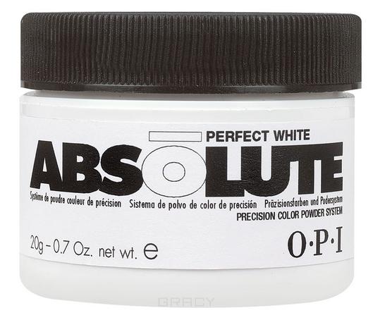Купить OPI, Пудра самая белая Absolute Perfect White, 20 г