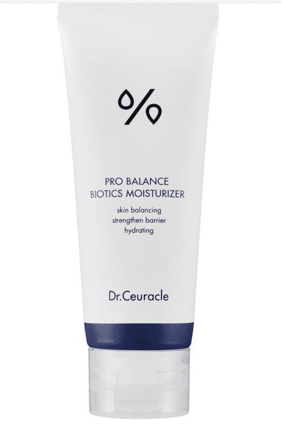 Dr.Ceuracle, Увлажняющий крем для лица с пробиотиками Pro-balance Biotics Moisturizer, 100 мл фото