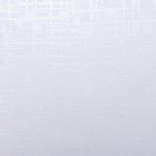 Купить Имидж Мастер, Шкаф для парикмахерской №2 двойной со стеклом (25 цветов) Белый Артекс