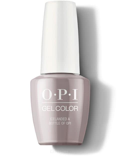 OPI, Гель-лак GelColor, 15 мл (199 цветов) Icelanded a Bottle of OPI / Iceland opi гель лак gelcolor 15 мл 95 цветов opi by popular vote