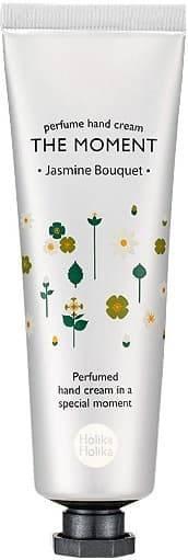 Holika Holika, Крем для рук Жасмин The Moment Perfume Hand Cream Jasmine Buchet, 30 млКремы для рук<br><br>