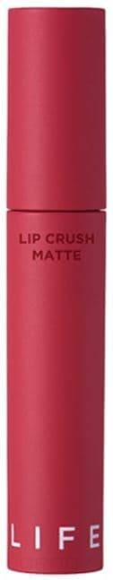 It's Skin, Матовая помада Лайф Калор Life Color Lip Crush Matte, 5 г (15 оттенков) 15 CRUSH MATTE жидкая помада it s skin life color lip crush matte 06 цвет 06 drop the beat variant hex name ee4e68
