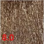 Купить Kaaral, Перманентный краситель для волос Maraes Color Nourishing, 60 мл (58 тонов) 8.0 светлый блондин
