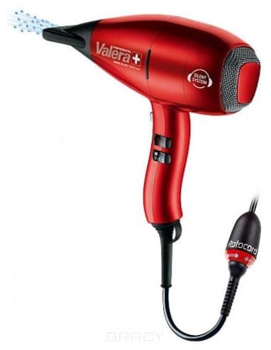Valera, Фен для волос Swiss Silent 9500 Ionic Rotocord 2000W (SX9500Y RC) valera фен swiss silent 6500 light ionic rotocord 1800w sx6500y rc
