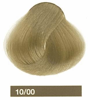 Lakme, Перманентная крем-краска Collage, 60 мл (99 оттенков) 10/00 Очень светлый блондин
