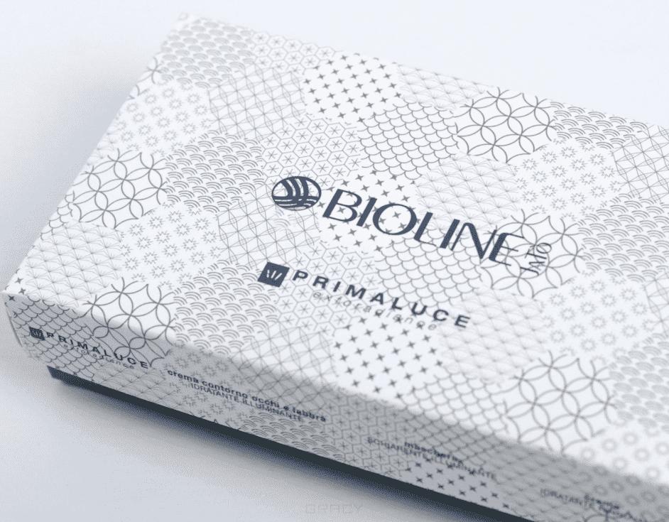 цена на Bioline, Набор для лица Beauty Gift Primaluce 2018, 50/5/4 мл
