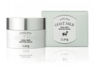 цена на LLang, Крем для лица с козьим молоком Goat Milk Ideal Skin Master Cream, 50 мл