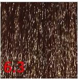 Купить Kaaral, Перманентный краситель для волос Maraes Color Nourishing, 60 мл (58 тонов) 6.3 темный золотистый каштан