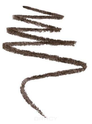 Sleek MakeUp, Контур для бровей Pwdr Brow (5 оттенков), Dark Brown 1254