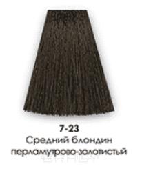 Купить Nirvel, Краска для волос ArtX (палитра 129 цветов), 60 мл 7-23 Средний блондин перламутрово-золотистый