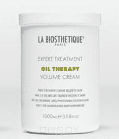 La Biosthetique, Маска для восстановления тонких волос, фаза 2 Volume Cream, 1 л la biosthetique маска для восстановления тонких волос фаза 2 volume cream 1 л