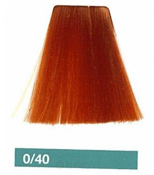Купить Lakme, Корректирующая крем-краска для волос Collagemix, 60 мл (9 оттенков) 0/40 Медный микстон