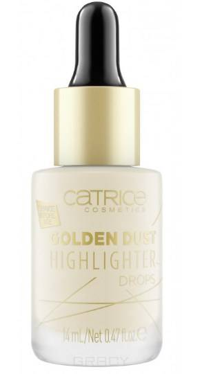 Жидкий хайлайтер Golden Dust Highlighter Drops (тон 010)
