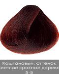 Nirvel, Краска для волос ArtX (95 оттенков), 60 мл 5-5  Красное дерево светло-каштановыйNirvel Color - средства для окрашивания и тонирования волос<br>Краска для волос Нирвель   неповторимый оттенок для Ваших волос<br> <br>Бренд Нирвель известен во всем мире целым комплексом средств, созданных для применения в профессиональных салонах красоты и проведения эффективных процедур по уходу за волосами. Краска ...<br>