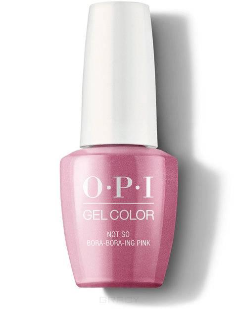 OPI, Гель-лак GelColor, 15 мл (199 цветов) Not So Bora-Bora-ing Pink / Iconic цена