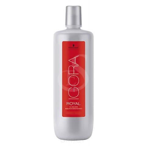 Schwarzkopf Professional, SP Igora Royal Лосьон-окислитель для волос (3, 6, 9, 12%) SP Igora Royal Лосьон-окислитель 6%, 1000 мл