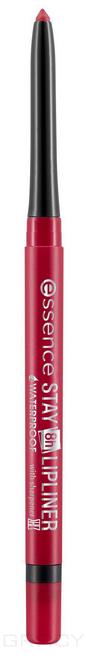 Купить Essence, Водостойкий карандаш для губ Stay 8h Waterproof Lipliner (8 оттенков) Тон 06 You and Me Ship