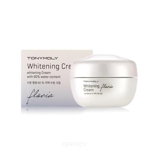 Tony Moly, Осветляющий крем для лица Floria Whitening Cream, 50 млКремы, гели, сыворотки<br><br>