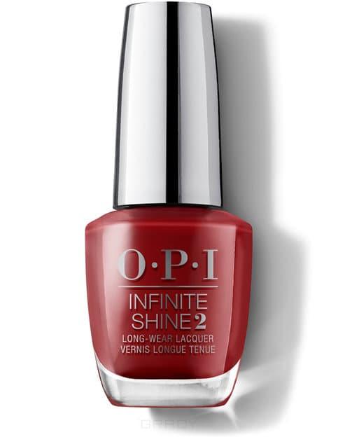 Купить OPI, Лак с преимуществом геля Infinite Shine, 15 мл (208 цветов) I Love You Just / Peru