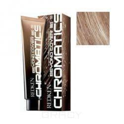 Купить Redken, Chromatics Краска для волос без аммиака Редкен Хроматикс (палитра 67 цветов), 60 мл 8.13/8Ag пепельный/золотой БК