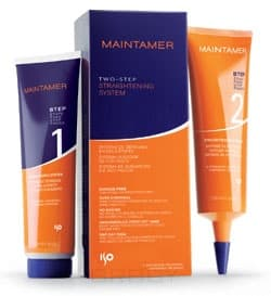 ISO, Maintamer Двухшаговое средство для выпрямления волос, 2*118 млБуст Ап прикорневой объем<br><br>