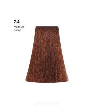 Купить BB One, Перманентная крем-краска Picasso Colour Range без аммиака (76 оттенков) 7.4Copper Blond/Медный Блондин