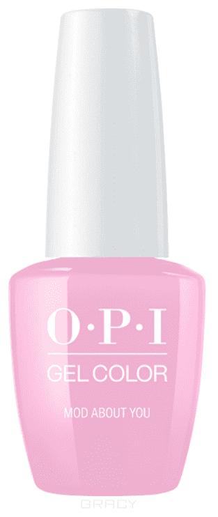 OPI, Гель-лак GelColor, 15 мл (95 цветов) Mod About You opi гель для ногтей колор gcb56a mod about you 15 мл