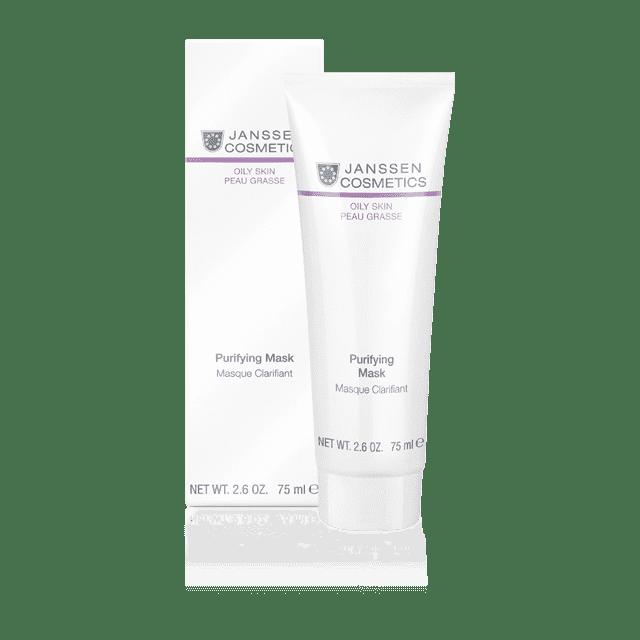Купить Janssen, Себорегулирующая очищающая маска Purifying Mask Oily Skin