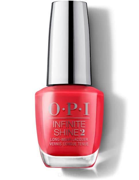 Купить OPI, Лак с преимуществом геля Infinite Shine, 15 мл (208 цветов) She Went On And On And On / Classics