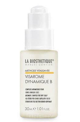 La Biosthetique, Аромакомплекс освежающий Methode Vitalisante Visarome Dynamique EN, 30 мл la biosthetique visarome dynamique r аромакомплекс против выпадения волос 30 мл